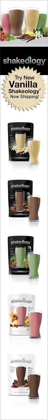 Buy Shakeology Today!